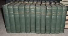 Complete Set of 12 O.HENRY Review of Reviews 1919 Authorized Editions Gilt Green