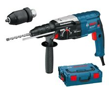 Bosch Gbh 228 F1 880w Sds-Plus Hammer drill Quick Change Chuck in L-Boxx 110v