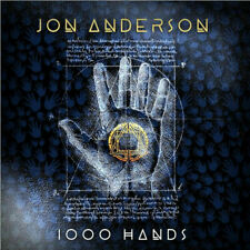 Jon Anderson Yes  –1000 Hands Chapter One - CD 2019 new