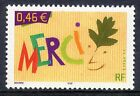 TIMBRE FRANCE NEUF N° 3540 ** TIMBRE DE MESSAGE
