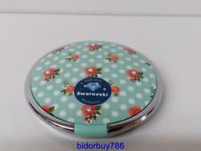 Danielle exclusive creations Swarovski elements compact mirror (gd)