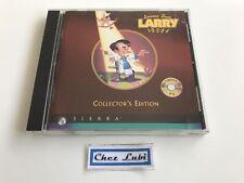 Leisure Suit Larry 1-2-3-5-6 - Collector's Edition - PC - EN - CD et Notice GER