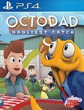 BAD ASS LIMITED RUN #10: OCTODAD: DADLIEST CATCH (PS4) Brand New