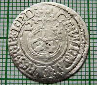 GERMAN STATES - BRANDENBURG PRUSSIA GEORG WILHELM 1624 DREIPOLKER  3/2 GROSCHEN