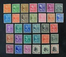 CKStamps: US Stamps Collection Scott#803-834 Mint NH OG