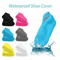 Reusable Waterproof Non-Slip Silicone Rain Shoe Covers Elasticity Boot Overshoes