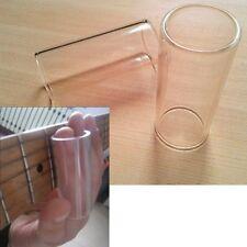 Glass Slide Standard en verre pour guitariste guitare bottleneck neuf pas cher