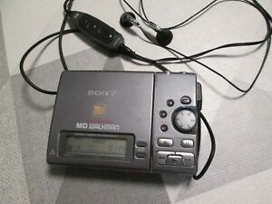 Sony MZ-R3 Portable Minidisc Recorder
