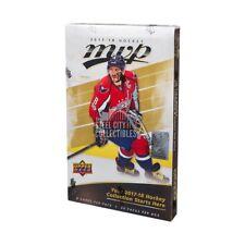 2017-18 Upper Deck MVP Hockey Hobby Box
