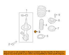 NISSAN OEM 11-17 Juke Front Suspension-Strut Nut 545881HA0C
