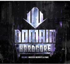 Neophyte And Panic - Domain Hardcore Volume 3 (NEW CD)