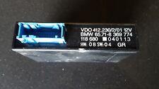 BMW E46 3 SERIES CRUISE CONTROL MODULE UNIT ECU 65718369774   8369774