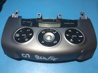 2007 Toyota RAV-4 55900-42280 A/C Heater Climate Control Unit