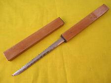 Japanese Fish (Tackle Box) Knife