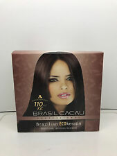 BRASIL CACAU BRAZILIAN KERATIN SMOOTHING TREATMENT 110ML KIT