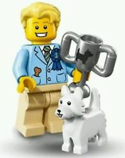 LEGO- 71013 MINIFIGURE SERIES 16- Dog Show Winner/ Dog Show Judge