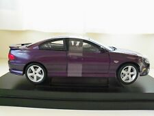 AMERICAN MUSCLE - COLLECTOR EDITION - 2004 PONTIAC GTO (PURPLE) - 1/18 DIECAST
