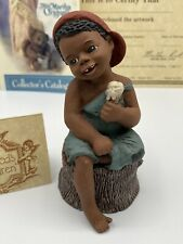 Martha Holcombe All God's Children Collectible Figurine Jerome #152