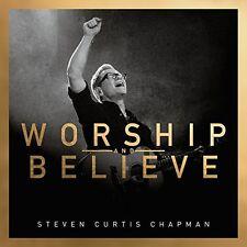 CHAPMAN,STEVEN CURTIS-WORSHIP & BELIEVE  (UK IMPORT)  CD NEW