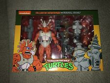 neca tmnt Triceraton And Roadkill Rodney