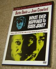 What Ever Happened to Baby Jane (DVD, 2006, 2-Disc Set, Special Edition), NEW!