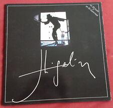 JACQUES HIGELIN  ORIG  LP FR  + 1 MAXI