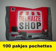 Delhaize Shop Banbao: 100 pakjes / 100 pochettes