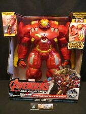 Hulk Buster Age of Ultron Avengers Titan Hero Tech Hasbro Figure Hulkbuster