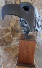 [RARE] Edward Malcolm (Mick) Brownlee Transformation Sculpture - Eagle Dancer