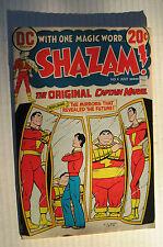 Shazam! #4 (DC 7/73) VF+ CC Beck-a. Nice!!