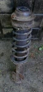 Ford Festiva and Ford Aspire Front Strut Passenger's Side With Good Coil Spring