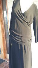Geoff Bade black dress  size 14