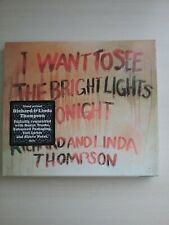 RICHARD AND LINDA THOMPSON / I WANT TO SEE THE BRIGHT LIGHTS TONIGHT
