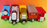 Spencer Bert Thomas Bertie Clarabel - Thomas Metal Diecast Take Along Train Lot