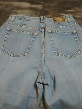 Women's EXP No. 4 Express Jeans Blue Denim Size 13/14 Highrise mom jeans straigh