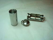Pill Fob  Custom Made Stainless Steel