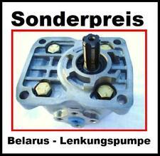 MTS Belarus 80 82 Hydraulikpumpe ( Lenkungspumpe ) Lenkpumpe mit 6er Verzahnung