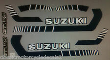 SUZUKI GT125 GT125C RESTORATION DECAL SET 1978