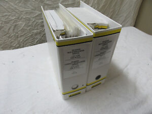 New Holland 2 Shop Manuals 200 Series Skid Steer L 221 228 C 227 234 # 47851950