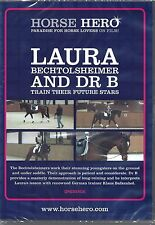 NEW SEALED Dressage DVD Laura Bechtolsheimer and Dr B Train their Future Stars