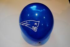 New England Patriots NFL Football TEAM BALLOONS Superbowl PARTY 12 LATEX blow up