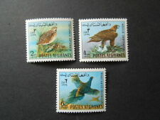 S1034  STAMPS  AFGANISTAN  1970  FALCON/BIRDS   SET  MNH