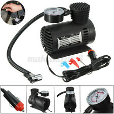 🔥 Portable 300PSI 12V Car Mini Electric Tire Inflator Air Compressor Pump US