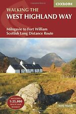 Walking the West Highland Way: Milngavie to Fort William Scottish Long Distance