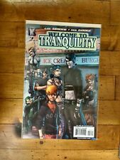 WS Wildstorm Welcome To Tranquility #3 Unread Condition