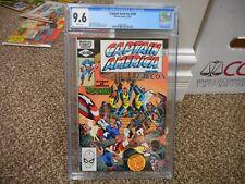 Captain America 264 cgc 9.6 Marvel 1981 Uncanny X-Men cover Falcon nightmare NM