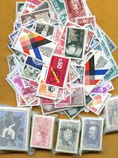 Lot z868 1000 timbres à 0,50F sous faciale