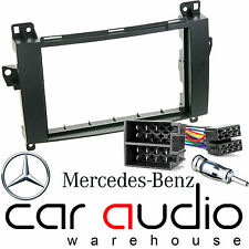 Mercedes Benz Vito W639 06 Car Stereo Double Din Fascia & Fitting Kit DFP-23-04