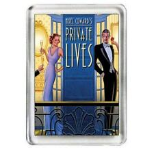 Private Lives. The Play. Fridge Magnet.