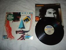 BILLY SQUIER-SIGNS OF LIFE 1984 CAPITOL RECORDS PROMO COPY LP SJ-12361 EXC. VG+
